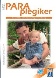 Paraplegiker 3/2009