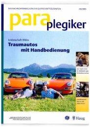 Paraplegiker 3/2005