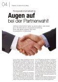 dreht sich alles um Ihren Erfolg - Wegner & Partner - Seite 4