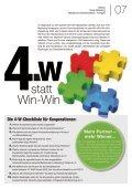 dreht sich alles um Ihren Erfolg - Wegner & Partner - Seite 7