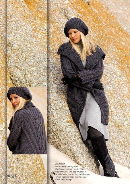 Herbst / Winter 2008 - Strick gibt den Ton an - Weiger