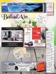 mai 2011 - Ballad'Ain