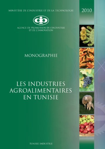 Industries Agro-Alimentaires - Tunisie industrie