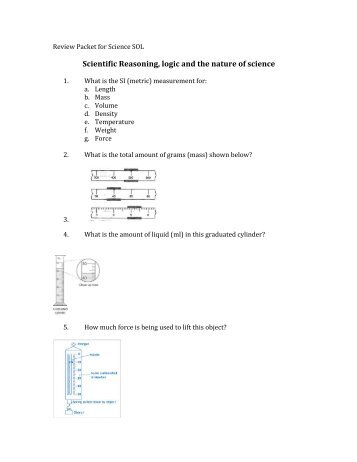 earth and environmental science review packet