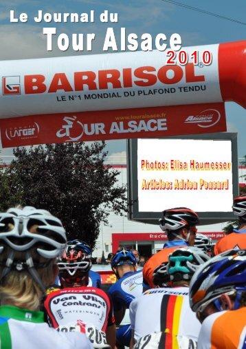 Tour Alsace 2010 - PE Haguenau