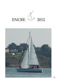 Encre à la Mer 2012 - GMCVoile
