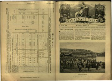 Vasárnapi Ujság - 43. évfolyam, 26. szám, 1896. junius 28. - EPA