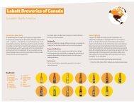 Labatt Breweries of Canada - Anheuser-Busch InBev