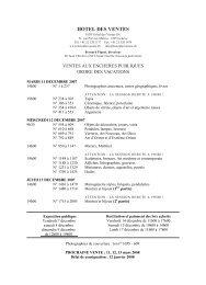 Decembre Des Genève Mercredi 14 Ventes 19h A Hôtel QCshrdtx