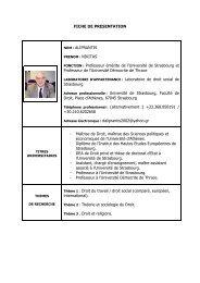 CV Nikitas ALIPRANTIS - Social-law.net