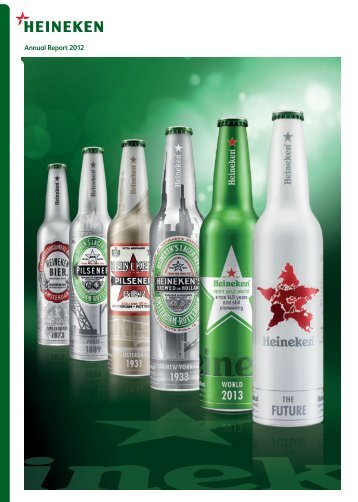 Annual Report 2012 - De Telegraaf