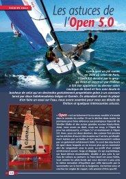 Essai Open 5.0 - Yachting Sud