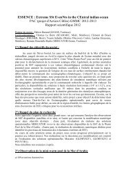 (projet d'Action Ciblée) GMMC 2012-2013 ... - Mercator Océan