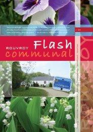 Flash communal - Rouvroy
