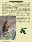 Numéro 26, Décembre 2007 - La Société du loisir ornithologique de ... - Page 4