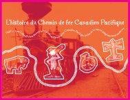 L'histoire du Chemin de fer Canadien Pacifique - Canadian Pacific
