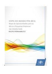 Programa Sebrae 2014: Mapa de oportunidades para as micro e ...