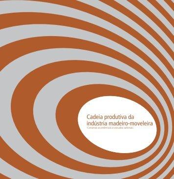 Cadeia produtiva da indústria madeiro-moveleira