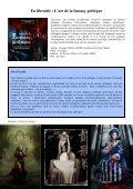 Dark fairy and gothic spirit - Royaume des fées - Free - Page 7