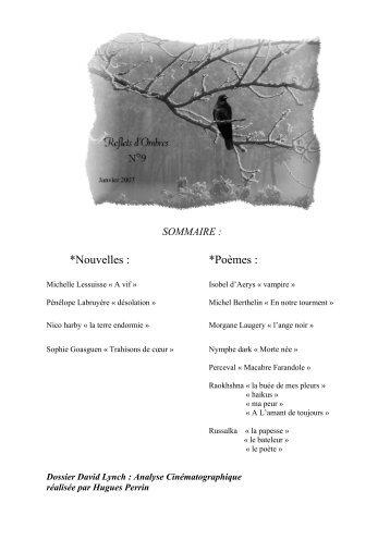 Télécharger la version .pdf légère sans ... - Reflets d'Ombres.
