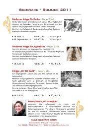 als PDF Datei - Goldener Hahn