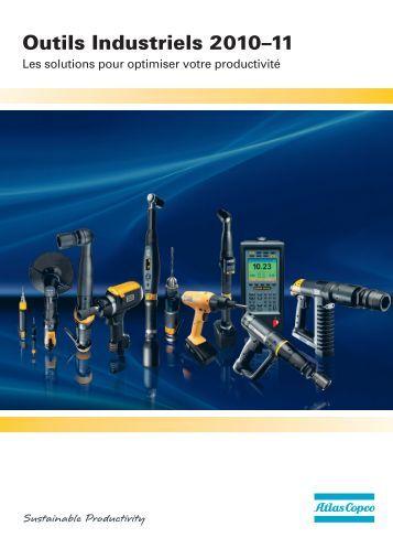 Outils Industriels 2010–11 - Atlas Copco