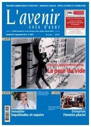 AVENIR 2091-21-09-12:Mise en page 1 - L'Avenir Côte d'Azur