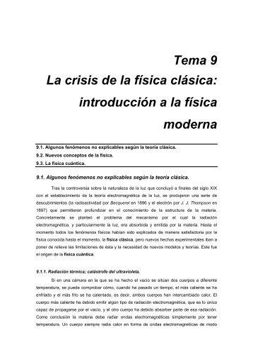 CRISIS DE LA FISICA CLASICA.pdf - Cosmofisica