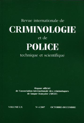 Critique du livre par Joëlle Vuille - Entomologie forensique en Suisse