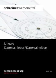 Untitled - schreiner coburg