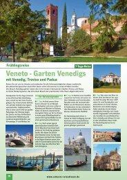 Veneto - Garten Venedigs