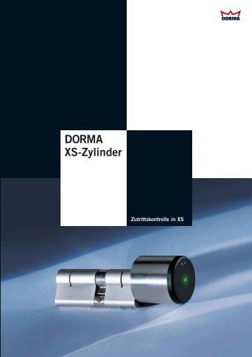 DORMA XS-Zylinder