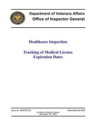Healthcare Inspection Tracking of Medical License Expiration