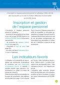 Guide d'utilisation de SCORE-Santé - Page 7