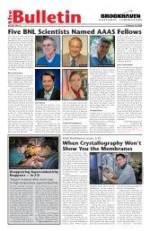 No. 4 February 13, 2009 - Brookhaven National Laboratory