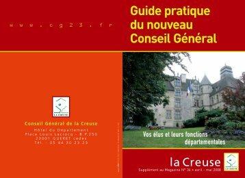 Télécharger le PDF - Conseil Général de la Creuse