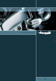 Catalogue Produits 2004 - Campagnolo