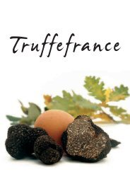 Catalogue Truffes.indd - TRUFFE france