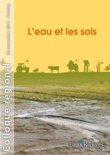 L'eau et les sols - Eau et rivières de Bretagne