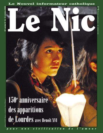 e-nic8:Mise en page 1.qxd - La vie est belle