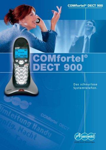 COMfortel DECT 900