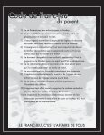 Code de franc-jeu - Agility - Page 2