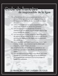 Code de franc-jeu - Agility - Page 6