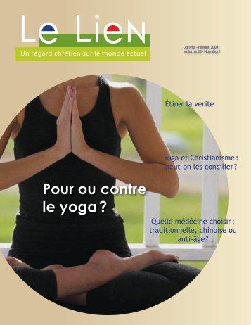 Janvier–Février 2009 : Vol 26, No 1