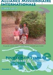 Boulsa- Bukina Faso - Alliance Missionnaire Internationale