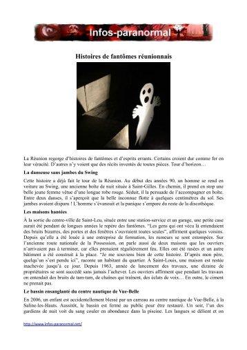 paranormal infos