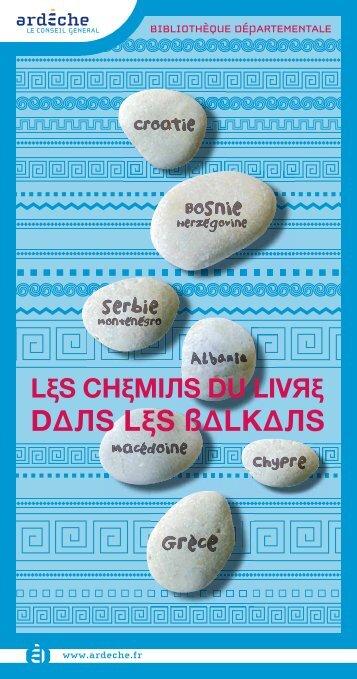 Les chemins du livre - Ardèche