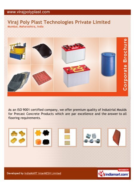 Viraj Poly Plast Technologies Private Limited - Imimg
