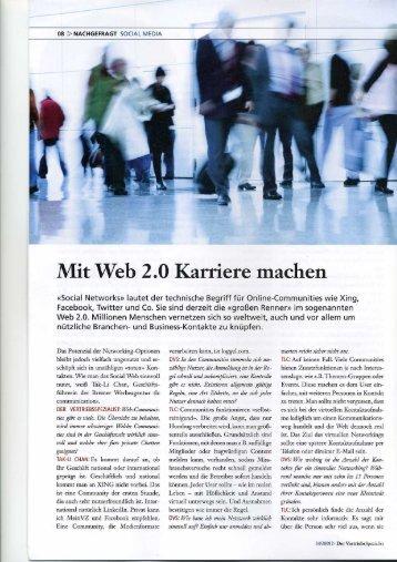 Lesen Sie hier das ganze Interview. - tlc communications GmbH ...