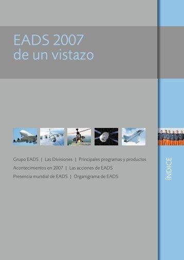 EADS en 2007 - Registration Document 2008 - EADS